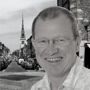 Contributeur du magazine local THE MAG - Hervé Rocle