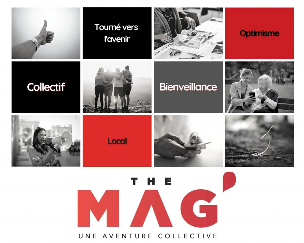 Valeurs The Mag - Magazine local gratuit beaujolais